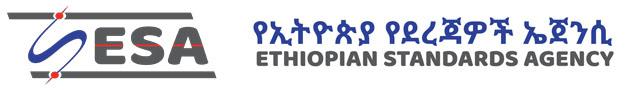 Ethiopian Standard Agency