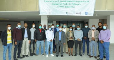 Workshop on Innovative and Sustainable Management of Industrial Parks in Ethiopia (ISMIP-Ethiopia)